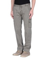 Daniele Alessandrini Casual Pants Light Brown