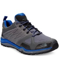 The North Face Men's Ultra Fastpack Ii Sneakers Men's Shoes Blue