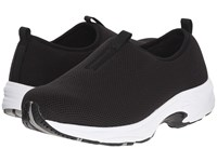 Drew Shoe Blast Black Sport Mesh Women's Slip On Shoes