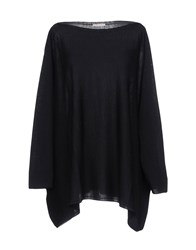 Devotion Sweaters Black