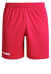 Hummel Core Sports Shorts Persian Red