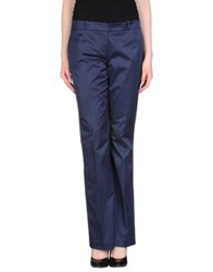 Flavio Castellani Casual Pants Dark Blue