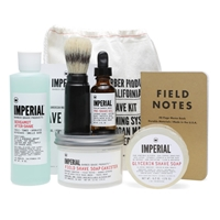 Imperial Barber Products Imperial Limited Edition Field Shave Kit Mixed