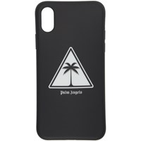 Palm Angels Black Icon Iphone X Case