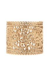 Forever 21 Etched Filigree Cuff