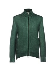 Heritage Cardigans Green