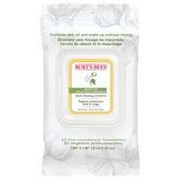 Burt's Bees Sensitive Facial Cleansing Wipes X 30
