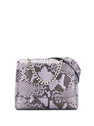 Orciani Diamond Belt Bag Purple