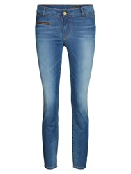 Marc O'polo Alby Turn Jeans In Summer Denim Blue