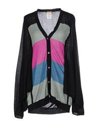 Galliano Knitwear Cardigans Women Fuchsia