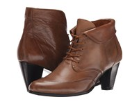 Spring Step Conquer Medium Brown Women's Shoes