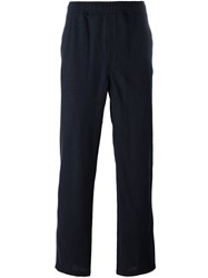 Our Legacy Straight Leg Trousers Blue