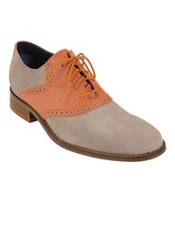 Cole Haan Air Colton Saddle Ginger Snap