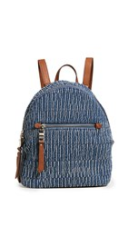 Splendid Park City Mini Backpack Denim