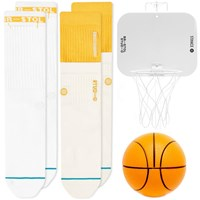Stance X Bristol Studio Box Set W. Hoop White