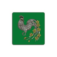 Avenida Home Puddin' Head Animaux Coaster Rooster