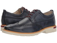 Pikolinos Salou M9j 4226 Nautic Lace Up Wing Tip Shoes Blue