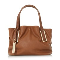 Dune Dolliss Small Slouch Bag Tan