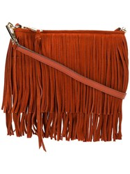 Rebecca Minkoff 'Baked Clay' Crossbody Bag Brown