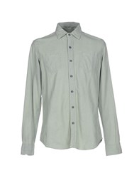Vintage 55 Shirts Light Green