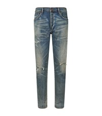 Citizens Of Humanity Corey Slouchy Slim Jeans Female Blue