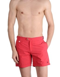 Hackett Swimming Trunks Blue