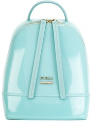 Furla 'Candy' Backpack Blue