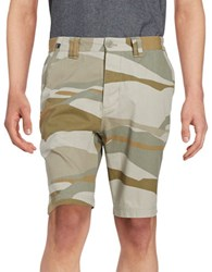 Roamers And Seekers Camouflage Shorts Desert Camo