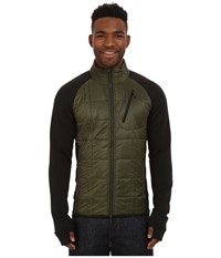 Smartwool Corbet 120 Jacket Loden Men's Coat Green