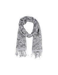 Stefanel Scarves Black