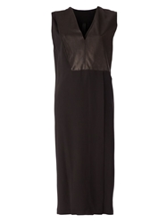 Ilaria Nistri Panelled Shift Dress
