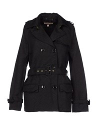Galliano Coats And Jackets Full Length Jackets Women Black