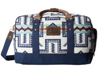 Pendleton Canvas Adventure Bag Pueblo Cross Bags Multi