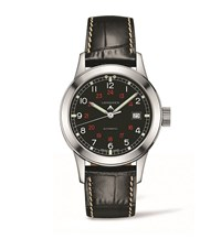 Longines Heritage Collection Military Watch Unisex Black