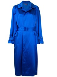 Ralph Lauren Collection Belted Trench Coat 60