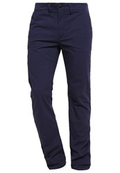 Burton Menswear London Chinos Navy Dark Blue
