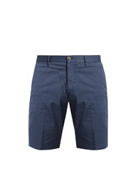 J.W.Brine Free Donnie Diamond Jacquard Shorts Blue