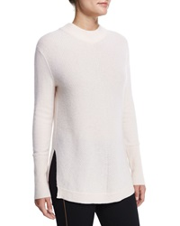 Rag And Bone Rag And Bone Alexis Cashmere Knit Tunic Pale Pink