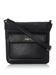 Ollie And Nic Rosa Crossbody Black