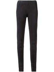 Max And Moi Skinny Trousers Black