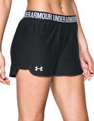 Under Armour Play Up Shorts 2.0 Black