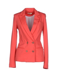 Met And Friends Blazers Coral