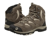Jack Wolfskin Mountain Attack Mid Texapore Sahara Women's Shoes Orange