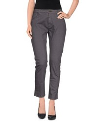Superfine Denim Pants Mauve