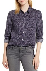 Barbour Seahouse Shirt Navy