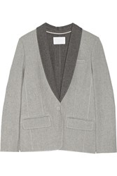 Alexander Wang Wool Blend Blazer Gray