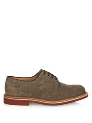 Church's Orby Suede Brogues