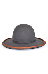 Makins Hats 'Nick' Derby Hat Grey