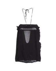 Annarita N. Topwear Tube Tops Women Black