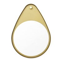 Normann Copenhagen Tivoli Peacock Mirror Brass